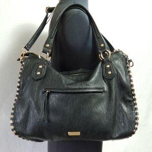Jessica Simpson Selena East West Bag Black